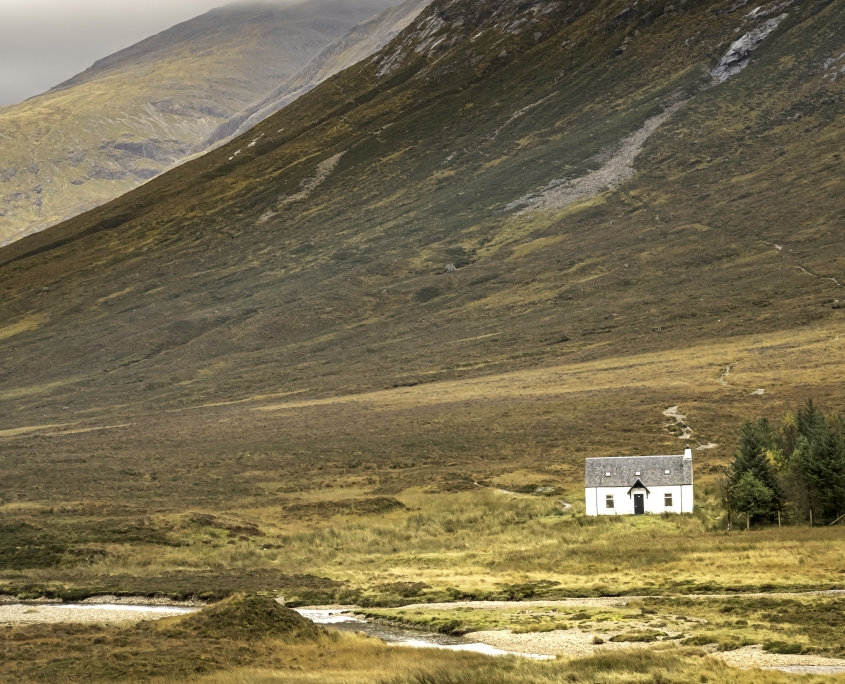 Geoff Grant - Lone Cottage