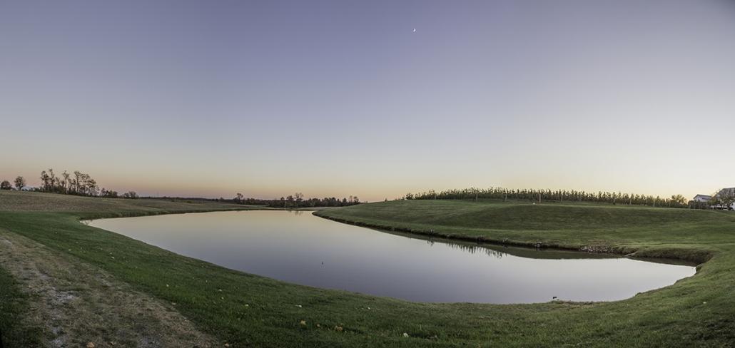 Loy Elliott - Biglerville Pond