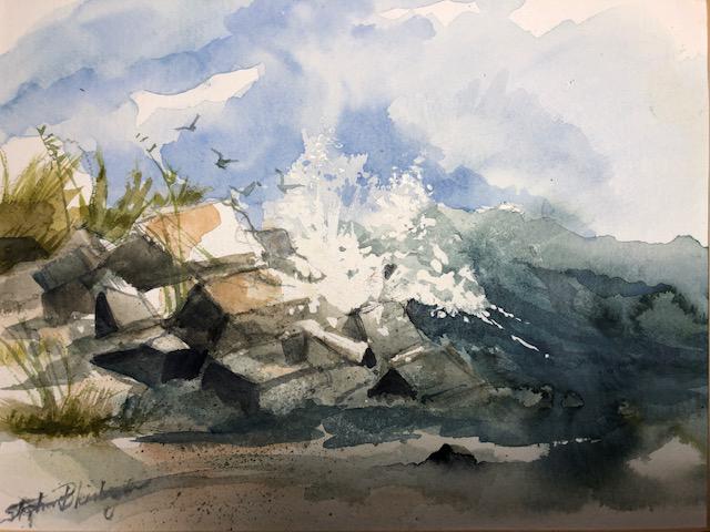 Steve Bleinberger - The Wave